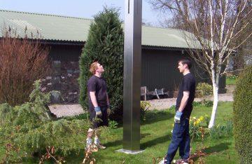 3M Totem Pole