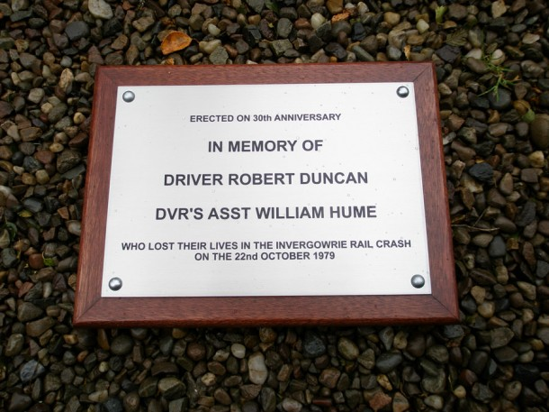Memorial on our own backing frame