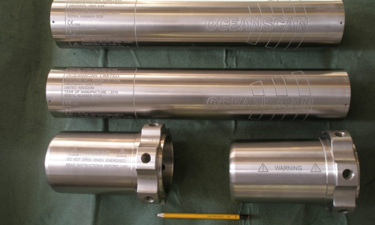 Stainless steel 316 Isotope flasks