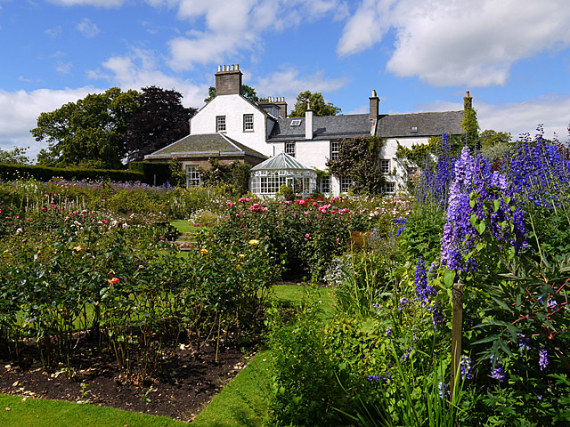 Tallies: Scotland's Gardens' presentation plaques