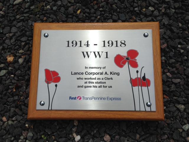 Commemorative & Award Plaques